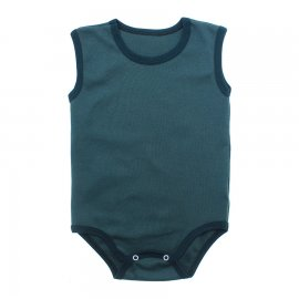 Imagem - Body para bebê Regata Lapuko - 10138-body-regata-verde