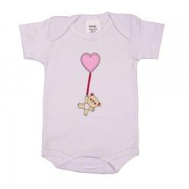 Imagem - Body de Bebê Manga Curta Smoby Baby 6019 - 6019 - Balão