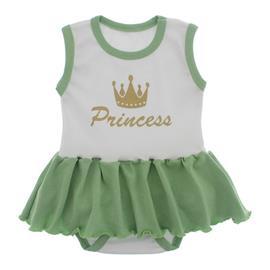Imagem - Body com Saia Princess - 10101-body-saia-princess-verde