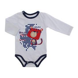 Body Bebê para Menino Lapuko