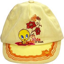 Imagem - Boné para Bebê  Piu Piu Baby - Cód.5178 - 5178 - amarelo