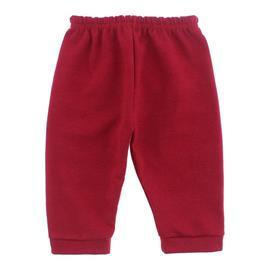 Imagem - Calça de Moletinho Básica Lapuko - 10097-calça-moletinho-vermelho