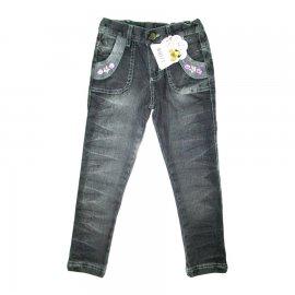 Imagem - Calça de Jeans Infantil Feminina  - 5596