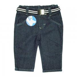 Imagem - Calça Jeans Infantil Menino c/Cinto - Cod. 5329 - 5329 - Cinto