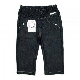 Imagem - Jeans Infantil Calça de Menina Laço  - 5323