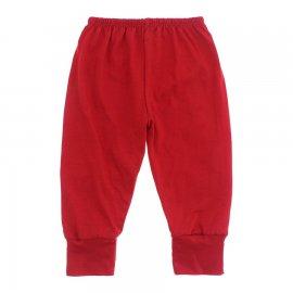 Imagem - Calça bebê em Malha Lapuko - 10185-calca-malha-vermelho
