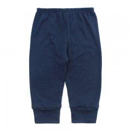 Imagem - Calça Bebê de Ribana Lapuko - 10156-calça-rib-azul-medio