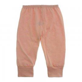 Imagem - Calça Bebê em Malha Lapuko - 10185-calça-punho-malha-pessego