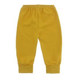 Imagem - Calça Bebê Lapuko  - 10077-calça-ribana-amarelo-ouro