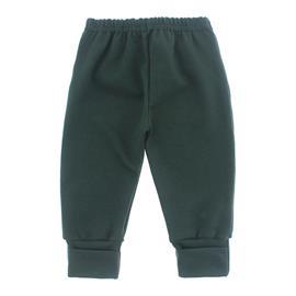 Imagem - Calça Bebê Lapuko  - 10077-calça-ribana-verde-escuro