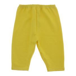 Imagem - Calça Capri Para Bebê Menina - 10103-calça-capri-amarelo