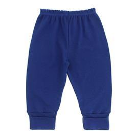 Imagem - Calça com Pé Reversível para Bebê - 10041-calça-pe-rev-rib-royal