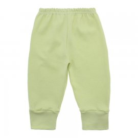 Imagem - Calça Bebê de Ribana Lapuko - 10156-calca-rib-amarelo