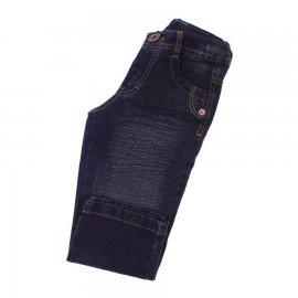 Imagem - Calça Jeans Infantil Jump Bonnemini - 6844-Calça Jeans Infantil Jump Blac