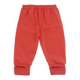Imagem - Calça de Bebê com Pé Reversível - 4981-calça-rev-laranja