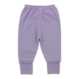 Imagem - Calça de Bebê com Pé Reversível - 4981-calça-rev-lilas