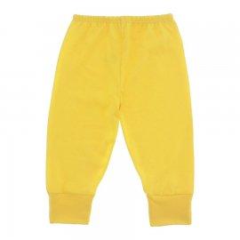 Imagem - Calça de Malha sem Pé  - 10203-calça-malha-amarelo