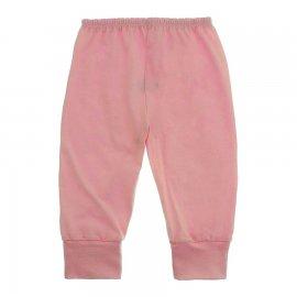 Imagem - Calça de Malha sem Pé  - 10203-calça-malha-rosa-bebe