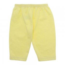 Imagem - Calça de Moletinho Flanelado Lapuko - 10018-calça-moletinho-amarelo