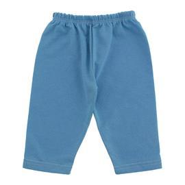 Imagem - Calça de Moletinho Flanelado Lapuko - 10018-calça-moletinho-azul