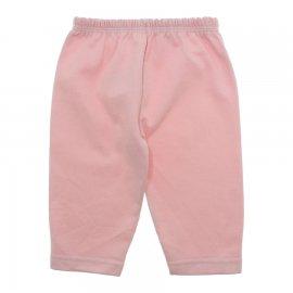Imagem - Calça de Moletinho Flanelado Lapuko - 10018-calça-moletinho-rosa