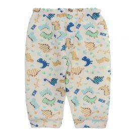 Imagem - Calça de Soft para Bebê Lapuko - 10094-calça-soft-dino-verde