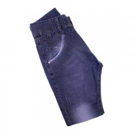 Imagem - Calça Jeans Juvenil Cintura Alta Mela Melão - 6815