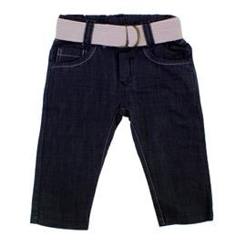Calça Jeans Infantil com Cinto 8605