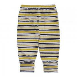 Imagem - Calça Bebê em Malha Listrada Lapuko - 10264-calca-listrada-amarelo
