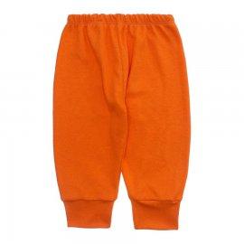 Imagem - Calça para Bebê Canelada Lapuko - 10238-calca-canelada-laranja