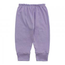 Imagem - Calça para Bebê Canelada Lapuko - 10238-calca-canelada-lilas