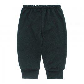 Imagem - Calça para Bebê Canelada Lapuko - 10238-calca-canelada-verde-escuro