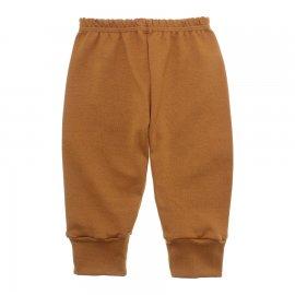 Imagem - Calça para Bebê com Punho Lapuko - 10087-calça-punho-lapuko-caramelo