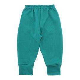Imagem - Calça para Bebê com Punho Lapuko - 10087-calça-com-punho-jade