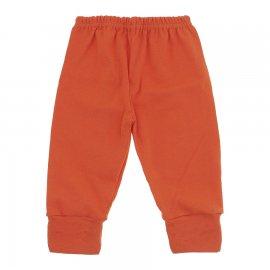 Imagem - Calça Bebê de Ribana Lapuko - 10156-calca-rib-laranja-medio