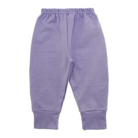 Imagem - Calça para Bebê com Punho Lapuko - 10087-calça-punho-lilas