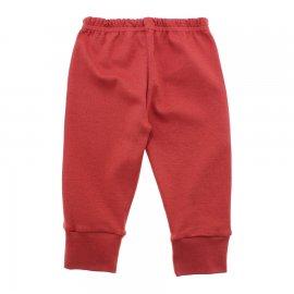 Imagem - Calça para Bebê com Punho Lapuko - 10087-calça-punho-telha