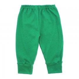 Imagem - Calça para Bebê com Punho Lapuko - 10087-calça-punho-lapuko-verde