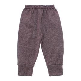 Imagem - Calça para Bebê com Punho Lapuko - 10087-calça-punho-lapuko-vinho-mesc