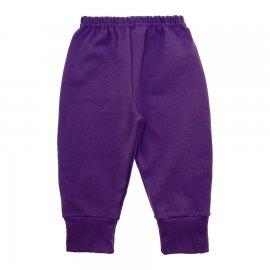 Imagem - Calça para Bebê com Punho Lapuko - 10087-calça-punho-violeta