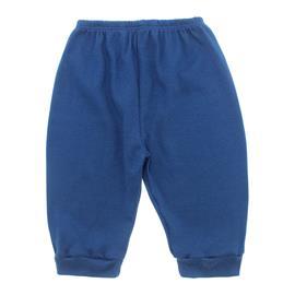 Imagem - Calça para Bebê sem Pé de Ribana Lapuko - 10092-calça-sem-pé-azul