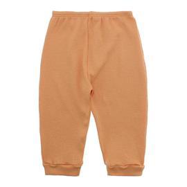 Imagem - Calça para Bebê sem Pé de Ribana Lapuko - 10092-calça-sem-pe-laranja