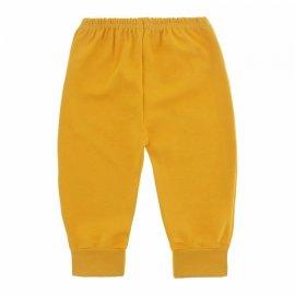 Imagem - Calça Bebê de Ribana Lapuko - 10156-calca-rib-amarelo-ouro