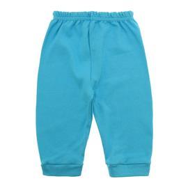 Imagem - Calça sem pé em Suedine - 10110-calca-suedine-azul