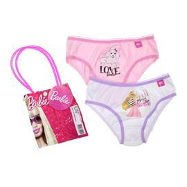 Imagem - Calcinha Infantil Barbie - cod. 7189 - 7189-kit1