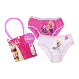 Imagem - Calcinha Infantil Barbie - cod. 7189 - 7189-kit2