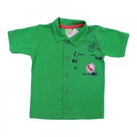 Imagem - Camisa Infantil Menino Kids Minis  - 6051 - Verde