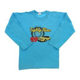 Camiseta Manga Longa Menino - cod. 8036