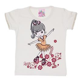Camiseta Bailarina 7826
