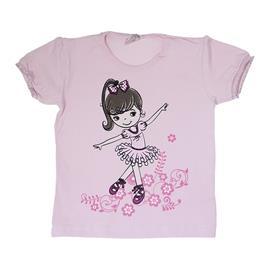 Imagem - Camiseta Bailarina  - 7826modelo2